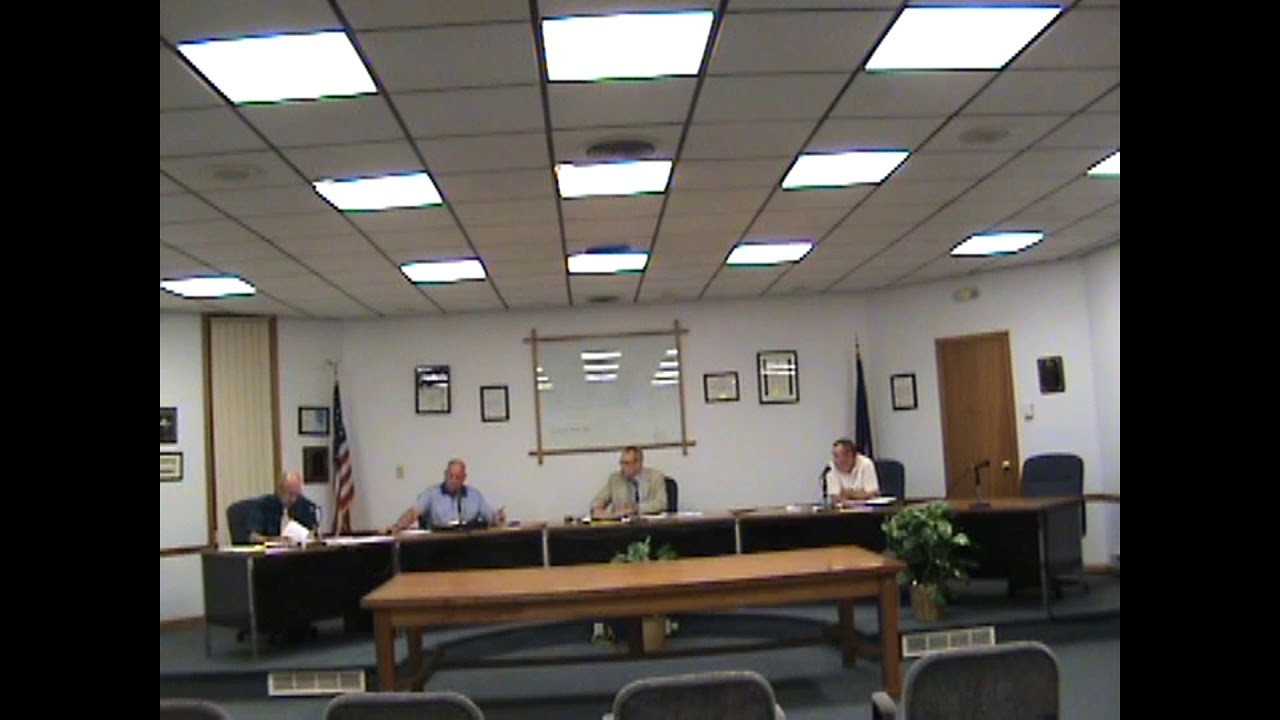 Rouses Point Village Board Meeting  9-17-18