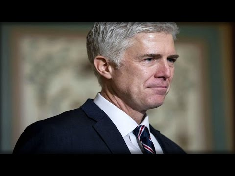 OH MY GOD! NEIL GORSUCH JUST SILENCED THE ENTIRE ROOM WITH A RESPONSE NO ONE EVER EXPECTED!