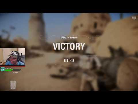Star Wars Battlefront 2 Gameplay - Battlefront 2 Multiplayer Live - I only Spent $350 To Win Kappa
