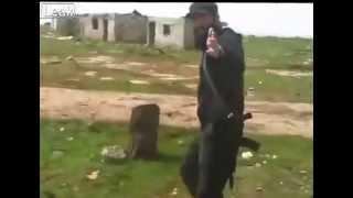 Сирия!!!  чеченц....  в Сирии