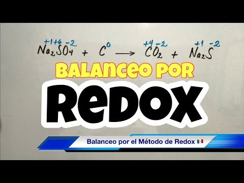Balanceo por REDOX (paso a paso bien fácil)