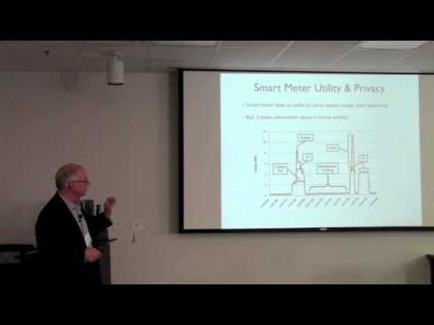 Vincent Poor -  Privacy in the Smart Grid: information, Control & Games