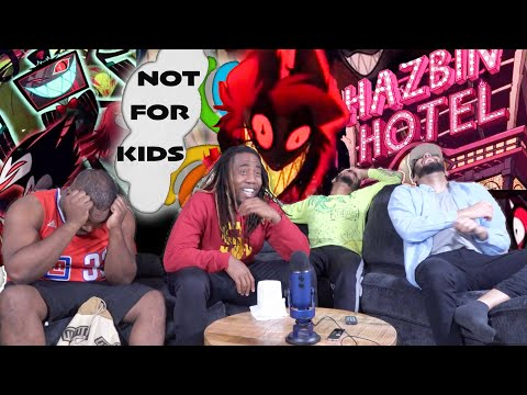 HAZBIN HOTEL (PILOT) REACTION/REVIEW