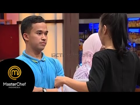 Pasti malu banget nih Anwar [ Master Chef Indonesia Session 4 ] [ 8 Agustus 2015 ]