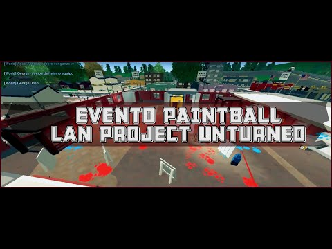 Ariel Biez - Lan Project Evento Paintball