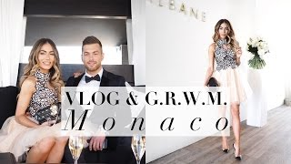 ALI & I VISIT MONACO WITH CLARINS | Lydia Elise Millen