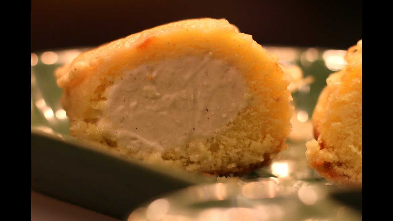 how to cook fried ice cream