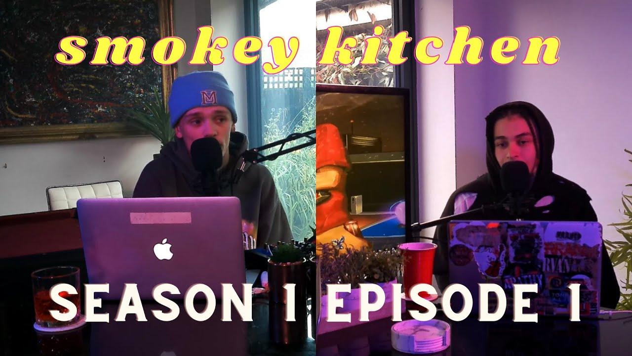 we're taking a break... SMOKEY KITCHEN SHOW EP 1