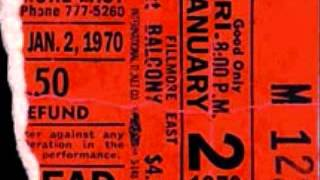 Grateful Dead - Dark Star 1-2-70