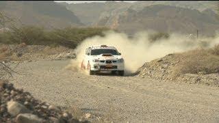 الجولة الأخيرة من رالي عمان 2012