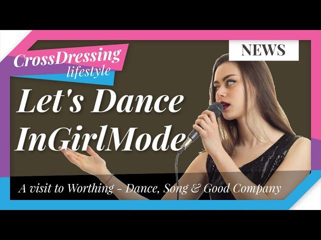 Crossdressing Social meet friends sing and dance the night away | Friday night ingirlmode event