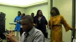Nashukuru - Upendo Nkone live in Columbus Ohio, USA.