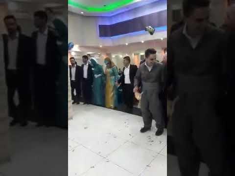 أحلا عرس الفنان سعدون كوباني زفاف العروسين كاميران&أهين 28/1/2018
