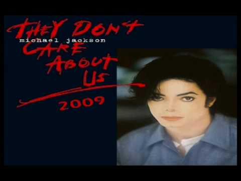 Michael Jackson - They Don't Care About Us (2009 Remix)