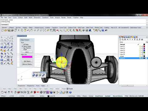 Buy Rhino 3D CAD Modelling Software - Full, Commercial, Upgrades