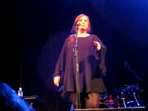 ADELE singing Sam Cook's