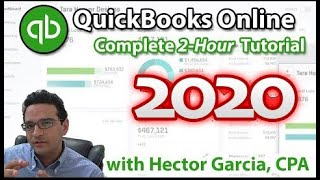 QuickBooks Online Complete Tutorial: Setup, Chart of Accounts, and Banking