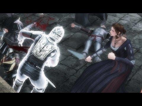 Ezio Defends Caterina Sforza
