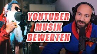 "Julien Bam - SANTA der BOSS feat. EXSL95 / Ich bewerte ""MUSIK"" von Youtubern"