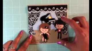 Dance Your Feet Silly!!! {{ Dance Scene Card }}