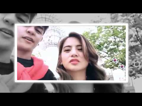 TRENDING: Ella Cruz & Julian Trono's clingy moments in Korea!