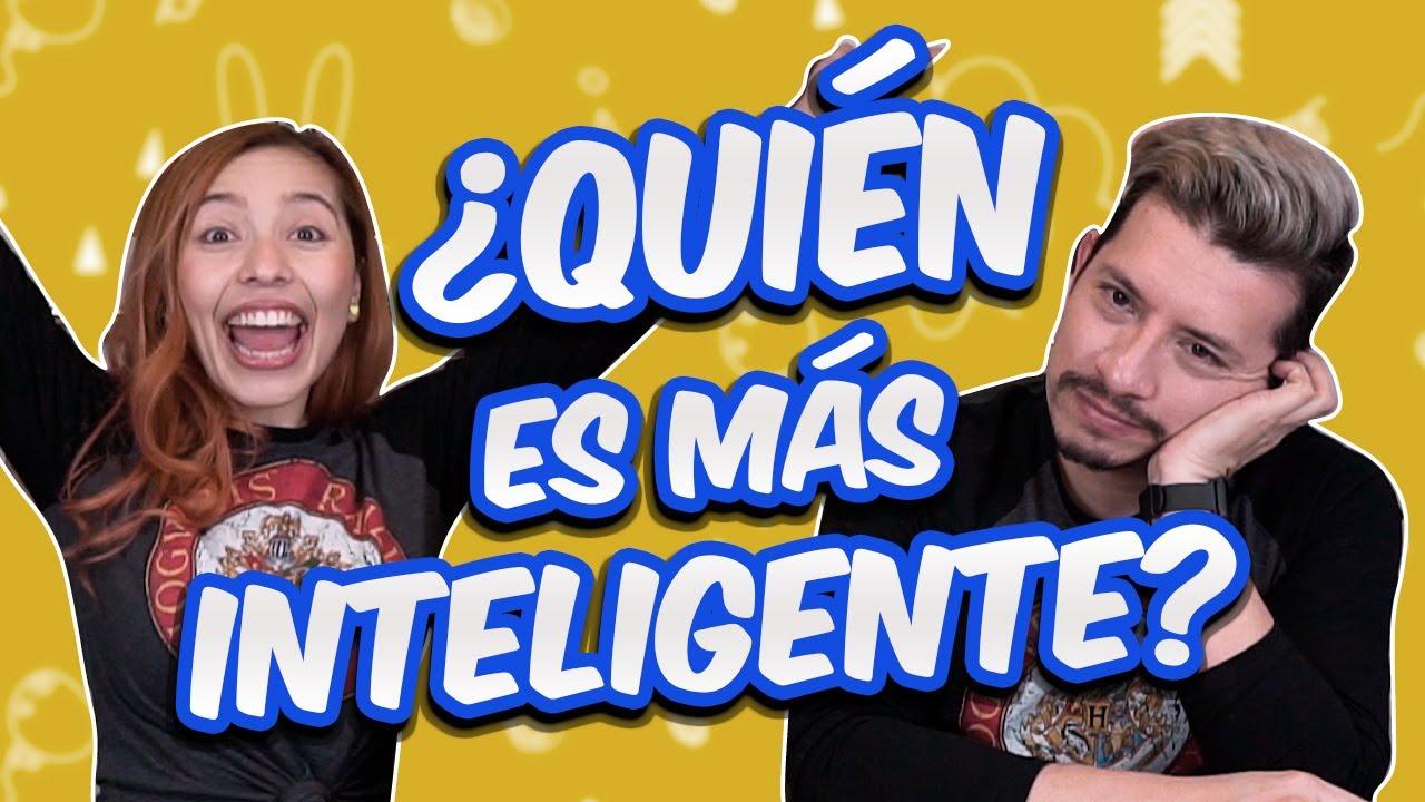 Probando nuestra INTELIGENCIA con JUEGOS DE NIÑOS 😅🤔 | Paulis & Mauro