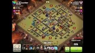 Clash Of Clans - Ez Riders VS HA.NOI (Epic Raid) 7