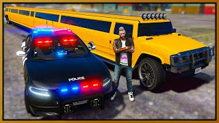 GTA 5 Roleplay - COPS HATED MY WORLDS LONGEST CAR  | RedlineRP