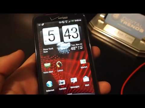 HTC Rezound video review