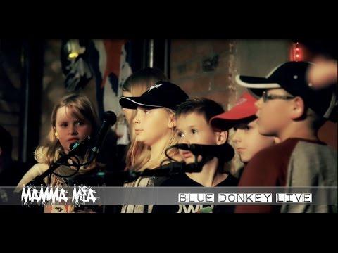 BLUE DONKEY live 2014 - Mamma Mia (ABBA-Cover)