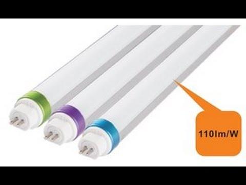 Nuovi tubi LED T5 - YouTube