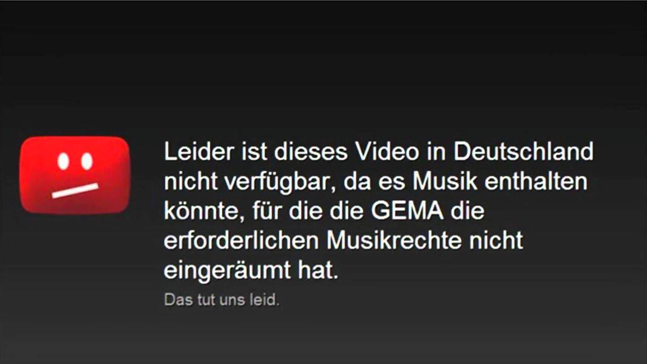 Leider ist dieses Video in Deutschland nicht verfügbar