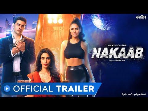 Nakaab | Official Trailer | Esha Gupta | Mallika Sherawat | Gautam Rode | MX Exclusive | MX Player