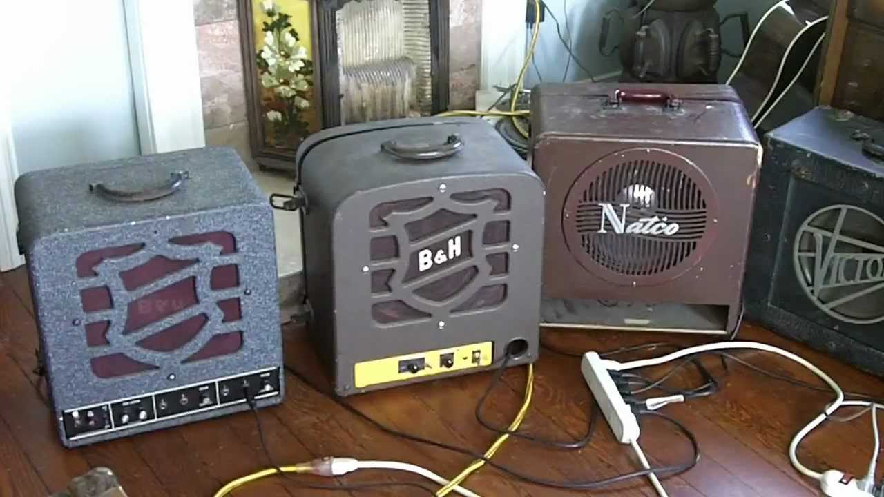 vintage blues tube amps great tone 100 us parts 1950 1960 great harp and guitar amps. Black Bedroom Furniture Sets. Home Design Ideas