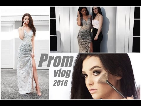 PROM VLOG 2016   My prom experience!