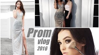 PROM VLOG 2016 | My prom experience!
