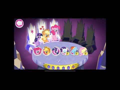 My Little Pony: Harmony Quest Magical Adventure - Final Boss Ending Princess Chrysalis #36