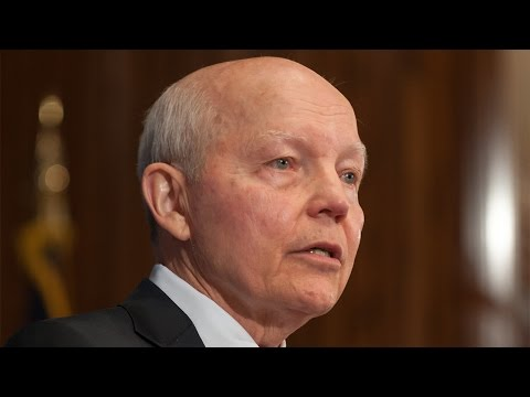 IRS Commissioner John Koskinen at The National Press Club