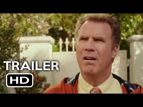 Daddy's Home Official Trailer #1 (2015) Will Ferrell, Mark Wahlberg Comedy Movie HD