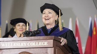 Hillary Rodham Clinton '69: Wellesley College 2017 Commencement Speaker thumbnail