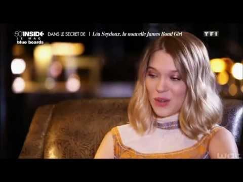 50'inside Léa Seydoux