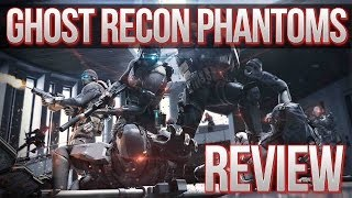 Ghost Recon Phantoms Review! Free to Play! (Ghost Recon Phantoms Multiplayer Gameplay)