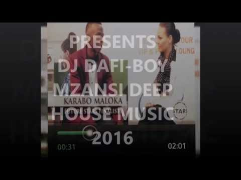 South African Mzansi House Music 2016 the best