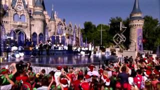 "Gavin DeGraw ""Merry Christmas Baby"" Disney Magical Christmas Celebration 2016"