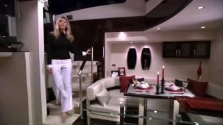 yachtflash : Free Yacht Classifieds : Lazzara LSX 75 Yacht Video