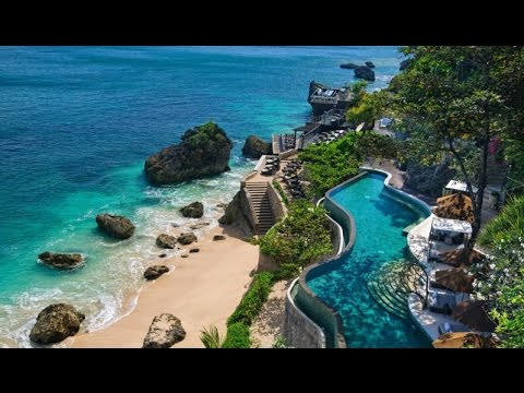 AYANA Resort and Spa Bali (The Best Spa Resort In The World - World Travel Awards Winner 2016)