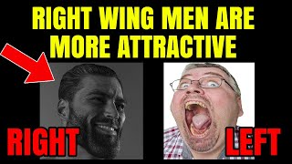 Science CONFIRMS That Right Wing Men Are Stronger and More Attractive Than Leftists