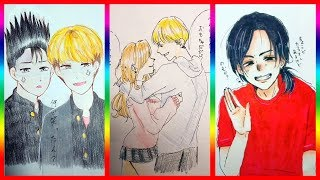 【ティックトック イラスト】ック絵 - Tik Tok Paint Anime #20