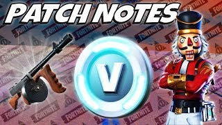 Mission Surprise V-Bucks! Patch Notes v10.00 Mise à jour du contenu (fr) Fortnite Stw (en)
