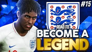 "ROAD TO BECOME A LEGEND! PES 2019 #15 ""WE GOT THE ENGLAND CALL UP!!!"""